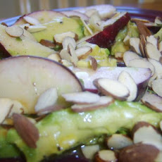 Avocado and Apple Salad