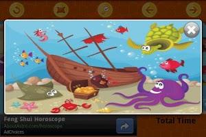 Screenshot of Toons Jigsaw