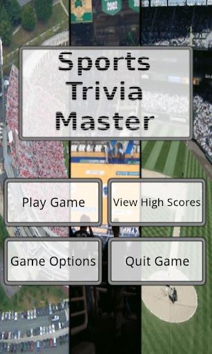 Sports Trivia Master