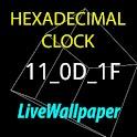 HEXCLOCK LIVEWALLPAPER icon
