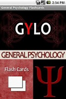 Screenshot of General Psychology Flashcards