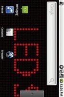 Screenshot of Live Wallpaper LED Scroller 3