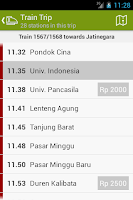 Screenshot of Sikremut Kereta Komuter