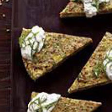 Buckwheat-and-Basil Frittata