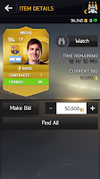 Screenshot of EA SPORTS™ FIFA 15 Companion