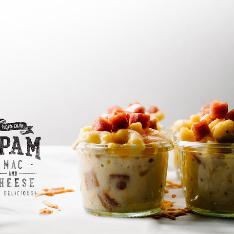 Spam Mac and Cheese