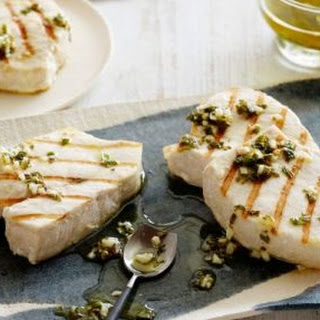 Lemon Basil Sauce Fish Recipes