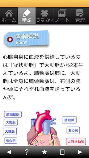 【免費醫療App】iNurse Tools 心電図の基礎-APP點子