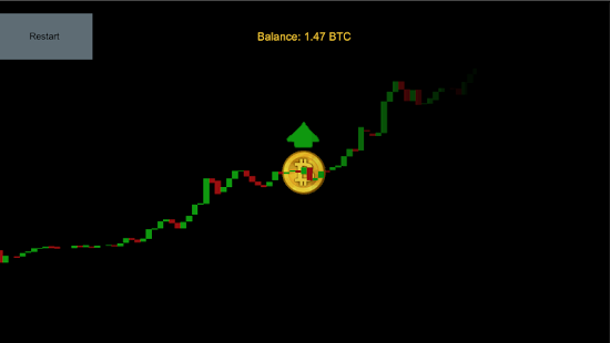 Bitcoin Surfer - screenshot