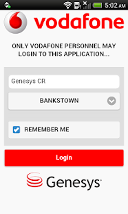 Vodafone Concierge - screenshot