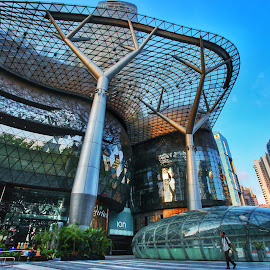 Space Age Jungle by Shahrul A Hamid - City,  Street & Park  Markets & Shops