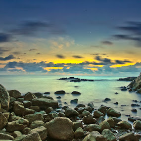 PARAI, Bangka by Andrial Kusuma - Landscapes Sunsets & Sunrises