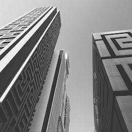 Amazing 101 woah.. by Elmo Monteron - Buildings & Architecture Architectural Detail ( dxb, vscocam, VSCO, maze, Gx1 )