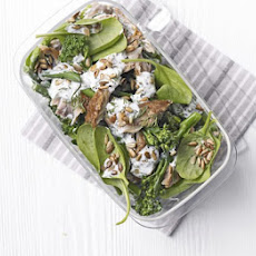 Super-green Mackerel Salad