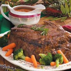 Spiced Beef Pot Roast
