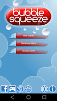 Screenshot of Bubble Squeeze Lite