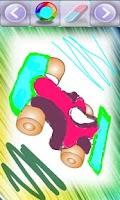 Screenshot of Race Cars For Boys