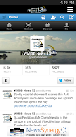 Screenshot of WMBB News 13