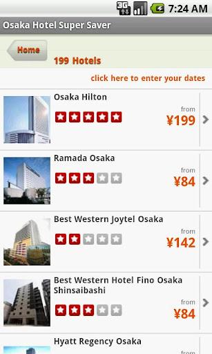 Osaka Hotel Super Saver