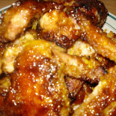 Kids' Favourite Chicken Wings