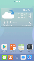 Screenshot of Colorfulday GO Launcher Theme