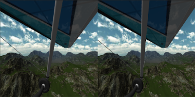 Screenshot of Hang Gliding
