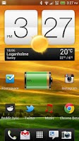 Screenshot of Battery Monitor Widget Free
