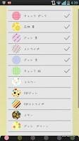 Screenshot of おしゃれでシンプルなToDoリスト!! -POP LIST!
