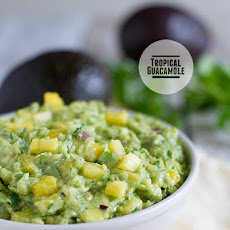 Tropical Guacamole