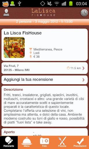 La Lisca FisHouse