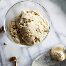 Butterscotch-Pecan Ice Cream