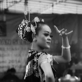 dancer by Nuki Irawan Adi Saputro - News & Events Entertainment