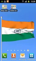 Screenshot of Tricolour India Flag -Vāyu 1.2