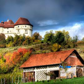 Veliki Tabor castle 2 by Hrvoje Kunović - Buildings & Architecture Public & Historical ( buildings, castle, photo, tabor, veliki )