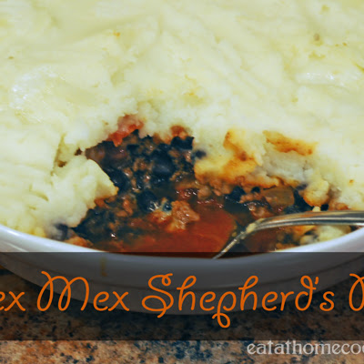 Tex Mex Shepherd's Pie – Quick Weeknight Dinner