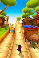 Screenshot of Ninja Kid Run Free - Fun Games