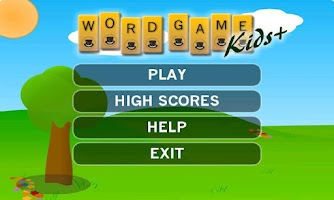 Screenshot of Word Game / Word Juggler Kids+