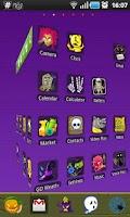 Screenshot of Mystical Cartoon GO Launcher