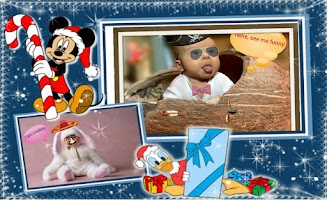 Screenshot of CARTOON FRAME  EFFECT HD