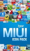 Screenshot of LP New MIUI Icon Pack *DONATE*
