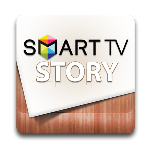 SAMSUNG SMART TV STORY APP LOGO-APP點子