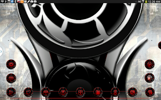 Screenshot of Next Launcher 3D Theme Twister