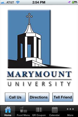 Marymount Dining Services