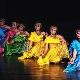 ramayana ballet dance #o09 by Tt Sherman - News & Events Entertainment ( yogyakarta, ramayana, ballet, dance, prambanan )
