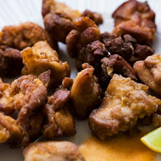 Spicy Chicken Nuggets (Chicharrones de Pollo)