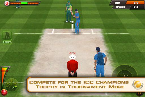 ICC Champions Trophy 2013 3D - screenshot