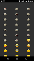 Screenshot of Emoticon Smileys