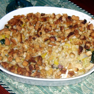 Squash Casserole With Cheese And Croutons Recipes