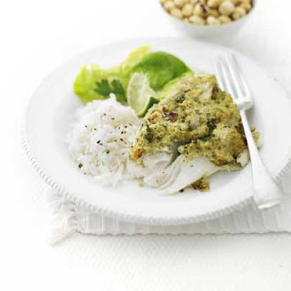 Hazelnut Crusted Fish Recipes
