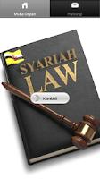 Screenshot of UNDANG-UNDANG SYARIAH | BRUNEI